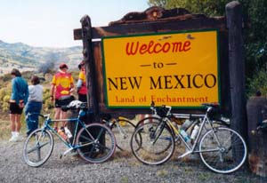 Welcome to NM - Chama - Eric Russell Photo